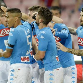 NAPOLI - 3 new contracts on arrival