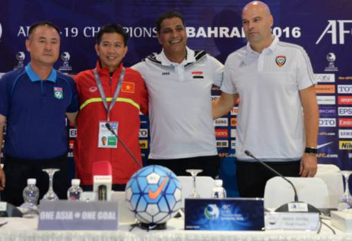 AFC U-19 Championship - MD1: Group B preview