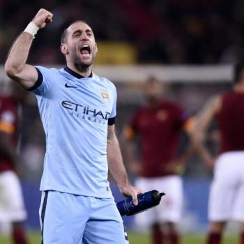 JUVENTUS keen on MAN CITY defending trio