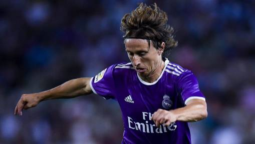Luka Modric Turned Down Bumper €20m-a-Year Offer From China to Stay at Real Madrid