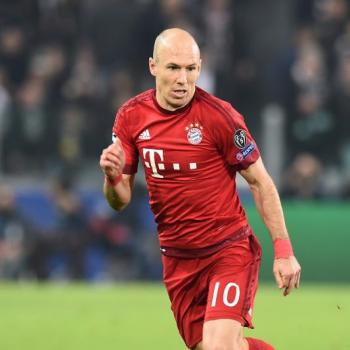 BAYERN MUNICH offer ROBBEN a new contract