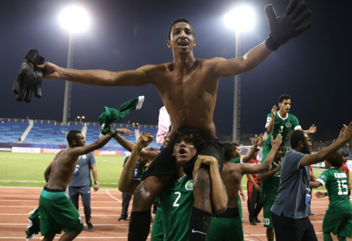 Saudi Arabia's Al Bukhari gunning for title