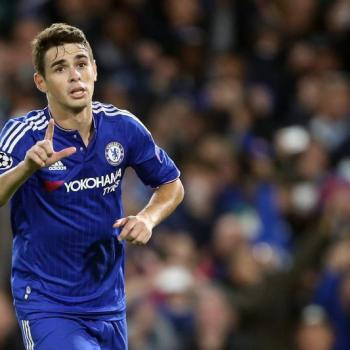 JUVENTUS lining up move for Oscar in January