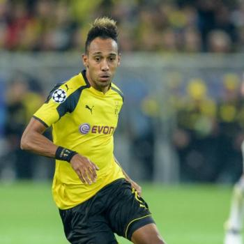 MAN CITY to sign Aubameyang if Aguero leaves next summer