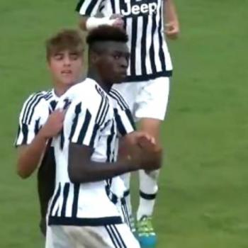 ARSENAL scouting Juve Talent Kean