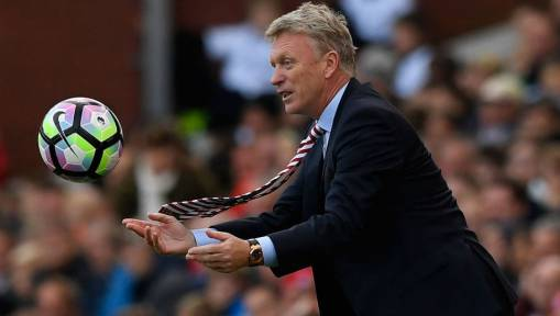 David Moyes States What Sunderland Must Do in Order to Stop Conceding Late Goals