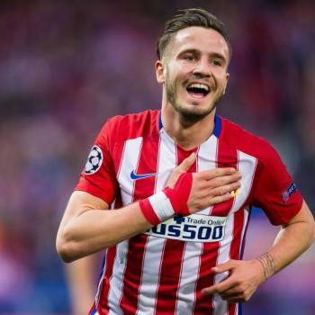 ATLETICO MADRID star Saul admits he won't leave