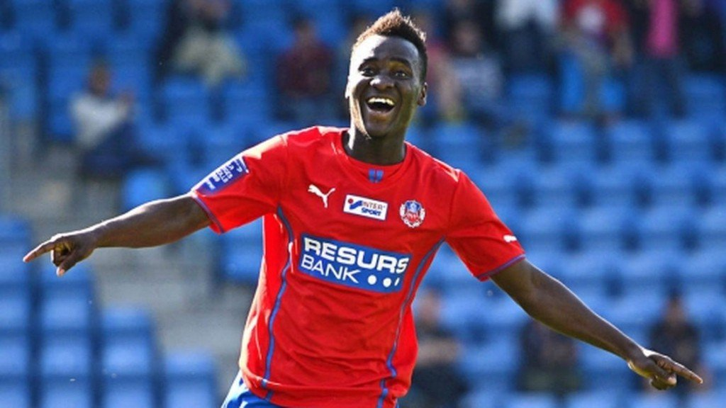Chicago Fire fans name Ghana winger David Accam among all-time best players of the club