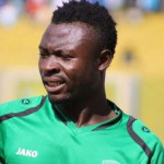 Aduana Stars Bright Adjei yet to decide his future