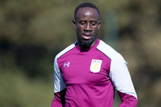 Albert Adomah declared fit to play for Aston Villa against Birmingham City