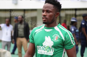 Elmina Sharks leading chase to sign former Hasaacas striker Samuel Afful - report