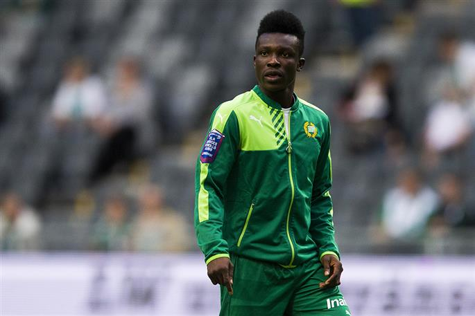 OFFICIAL: Belgian side Genk sign Ghana youth defender Joseph Aidoo from Hammarby