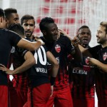VIDEO: Asamoah Gyan's early strike wins Emirati-Moroccan Super Cup for Al Ahli