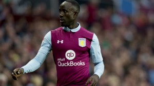 Ghana winger Albert Adomah huge doubt for Aston Villa ahead of Fulham clash