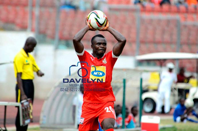 Asante Kotoko captain Amos Frimpong to marry this Saturday in Kumasi