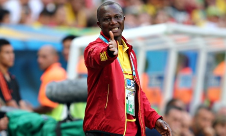 Former Ghana coach kwesi Appiah not ruling out Black Stars return
