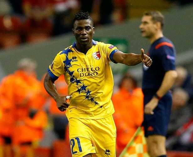 Egyptian giants Al Ahly in a reported US$ 1m move for FC Sion striker Ebenezer Assifuah