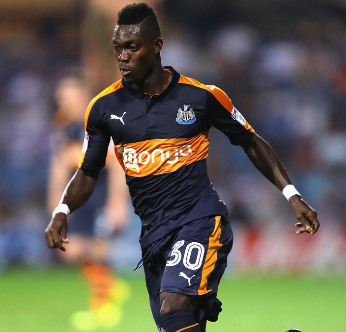On-loan Newcastle star Christian Atsu puts revived form down to a change in attitude