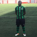 VIDEO: Rahim Ayew scores cracker for league leaders FC Europa in Gibraltar