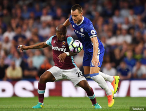 West Ham manager Slaven Bilic thrilled with injury return of Ghana star Andre Ayew, could face Chelsea in EFL Cup tonight