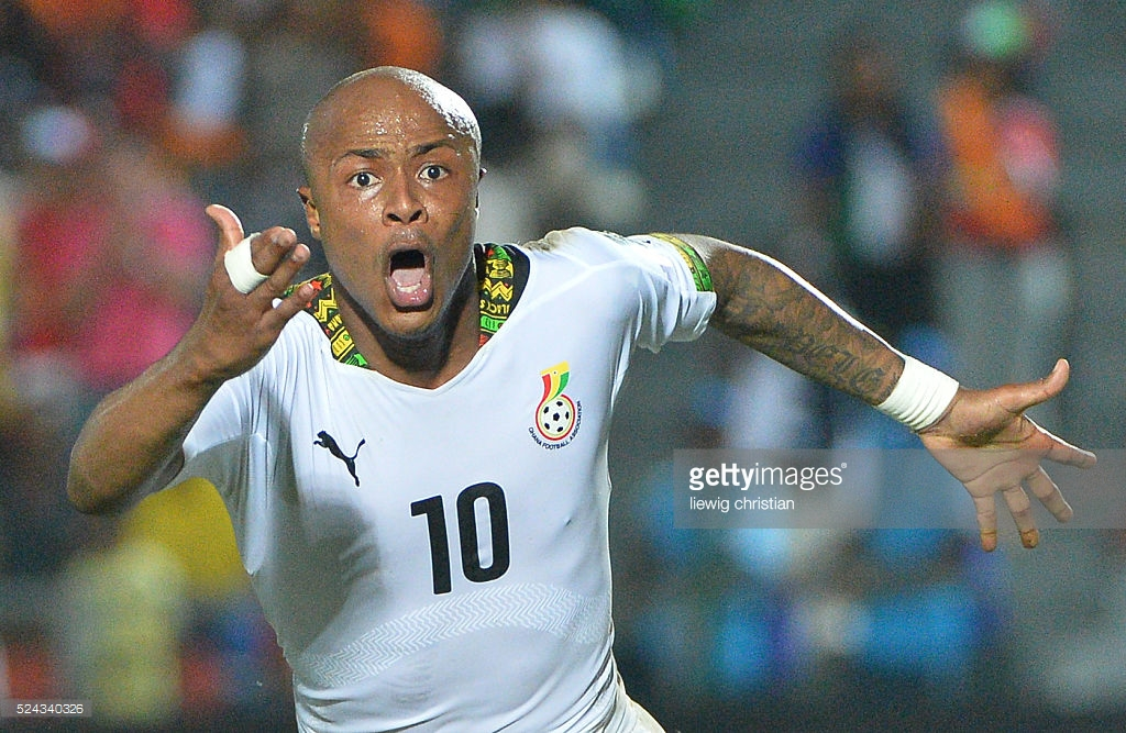 Club vrs Country War: West Ham United to reject Ghana's invitation for Andre Ayew to play against Egypt