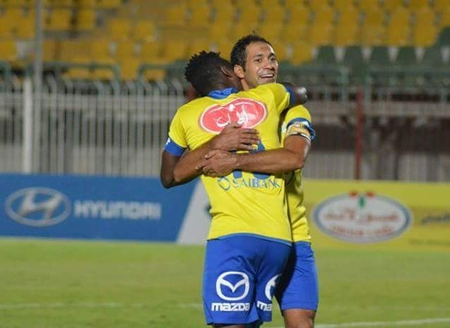 Ghanaian striker Emmanuel Banahene strikes to propel Ismaily to victory in Egypt