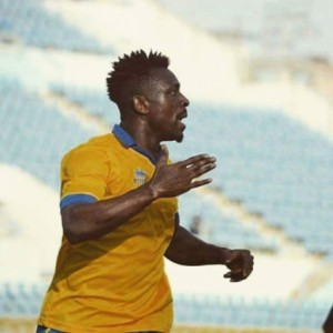 Ismaily striker Osei Banahene eager for dream Black Stars call-up