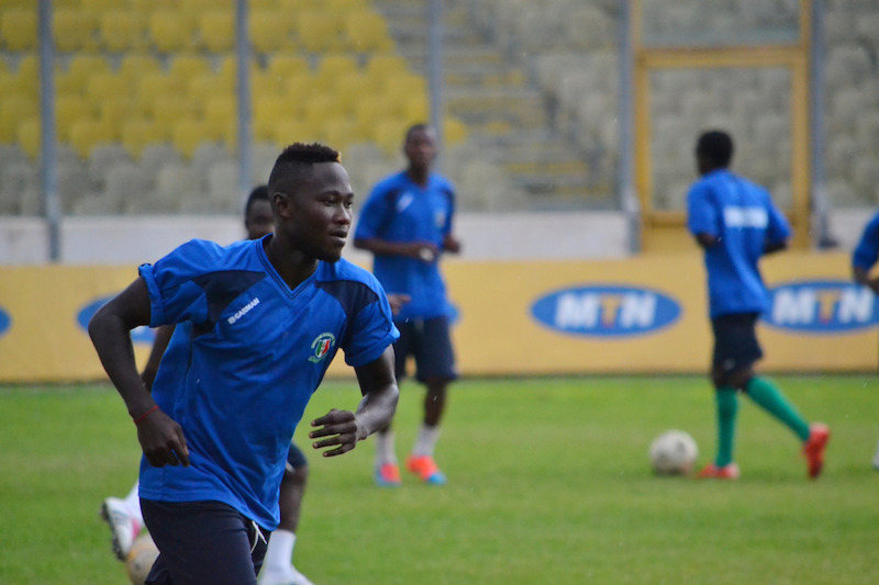 Eric Bekoe: Great Olympics perfect place for me to shine