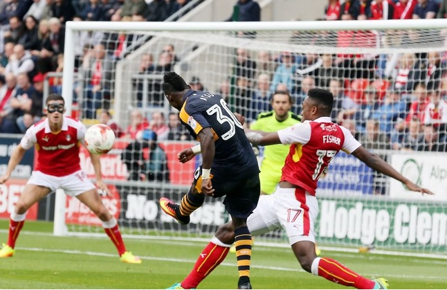 Christian Atsu scores wonderful solo golazo to fire Newcastle United to slender win in the Championship