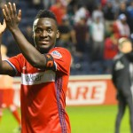 Chicago Fire set to open contract extension talks with Ghana attacker David Accam