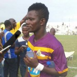 UAE side to swoop for Medeama's Akwesi Donsu