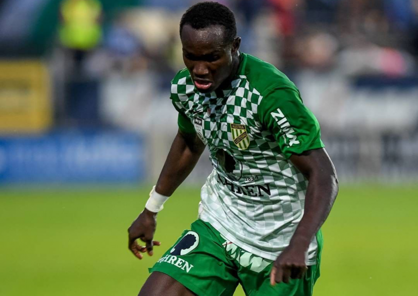 VIDEO: Watch all 10 goals scored by Ghanaian forward Raphael Dwamena in Austria so far this season