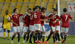 Egypt just behind Ghana in latest FIFA World rankings in 6th position