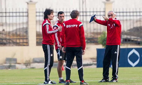 Egypt No.2 Osama Nabih touts Pharaohs 'rich' form to exact revenge on Ghana