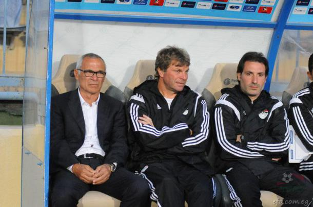 We will not rely on history against Ghana - Egypt assistant coach