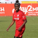 US-based Eunice Beckman yet to join Black Queens; awaiting FIFA clearance