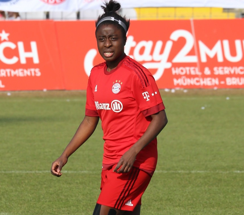 US-based Eunice Beckmann unaware of Black Queens call-up for African Women's Championship