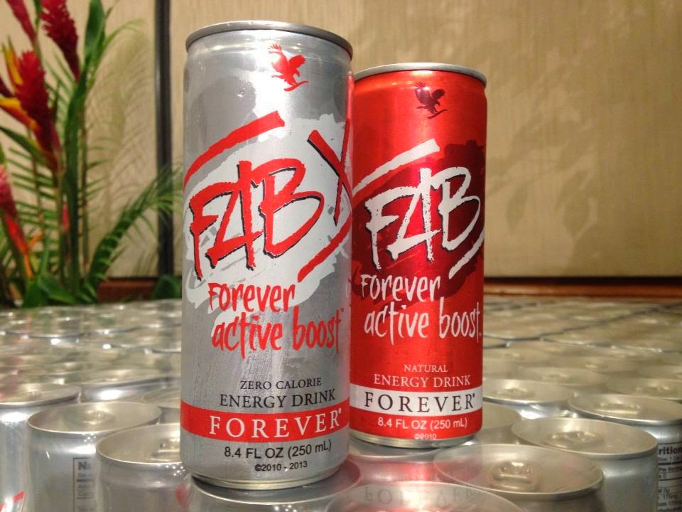 FAB Forever Active Boost Energy Drink to sponsor GHALCA G6