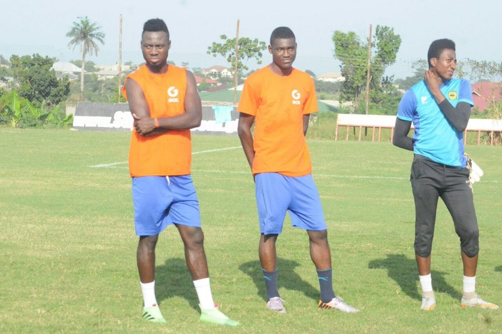 Kotoko No.1 goalie Felix Annan ready for tough season ahead after pre season starts