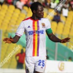 Hearts of Oak captain Inusah Musah not worried by imminent sacking of Frank Nuttal