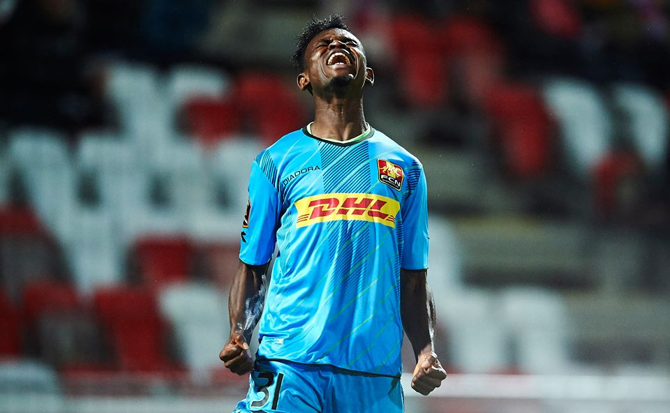 FC Nordsjaelland coach heaps praises on two-goal hero Godsway Donyoh