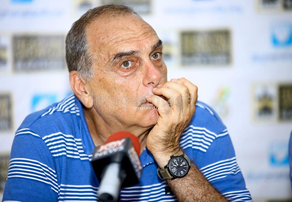 VIDEO: Watch Avram Grant post-match interview after Egypt defeat