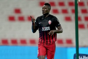 Fit-again Asamoah Gyan confident he can help fire Al Ahli to honours this season