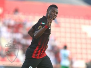 Asamoah Gyan to be offered permanent deal at UAE side Al Ahli - report
