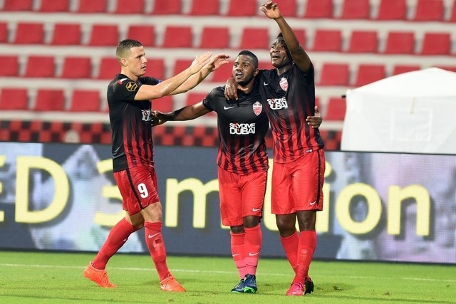 VIDEO: Watch Asamoah Gyan's acrobatic goal for Al Ahli