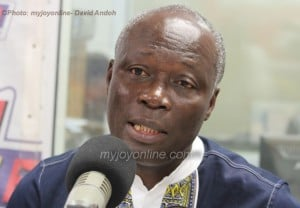 Ghana's sports minister denies claims he's working against the Black Stars