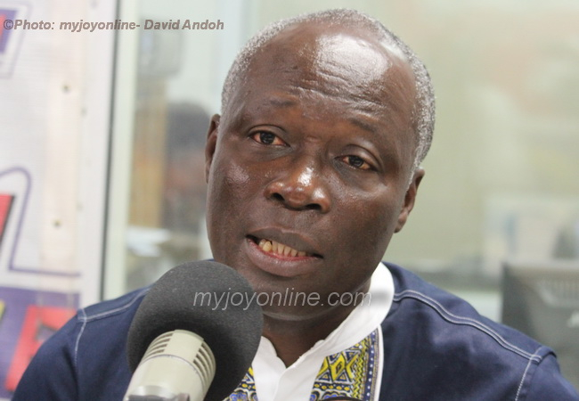 BNI unable to locate stolen cars in my house-Former Sports Minister Nii Lante Vanderpuye