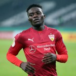 Stuttgart kid Hans Nunoo Sarpei pushing for game after returning from four-month layoff