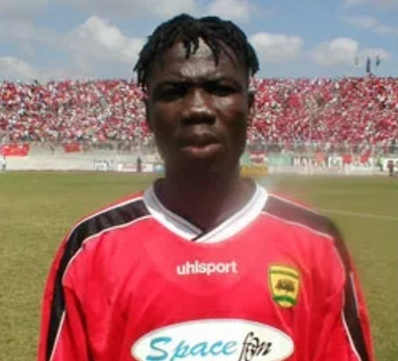 Former Asante Kotoko captain Joe Hendricks implores club to recruit prolific marksman