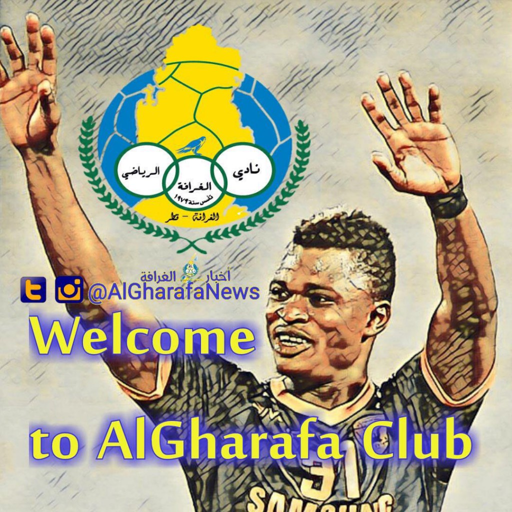 EXCLUSIVE: Rashid Sumaila set for a year loan deal with Qatarian side Al Gharafa